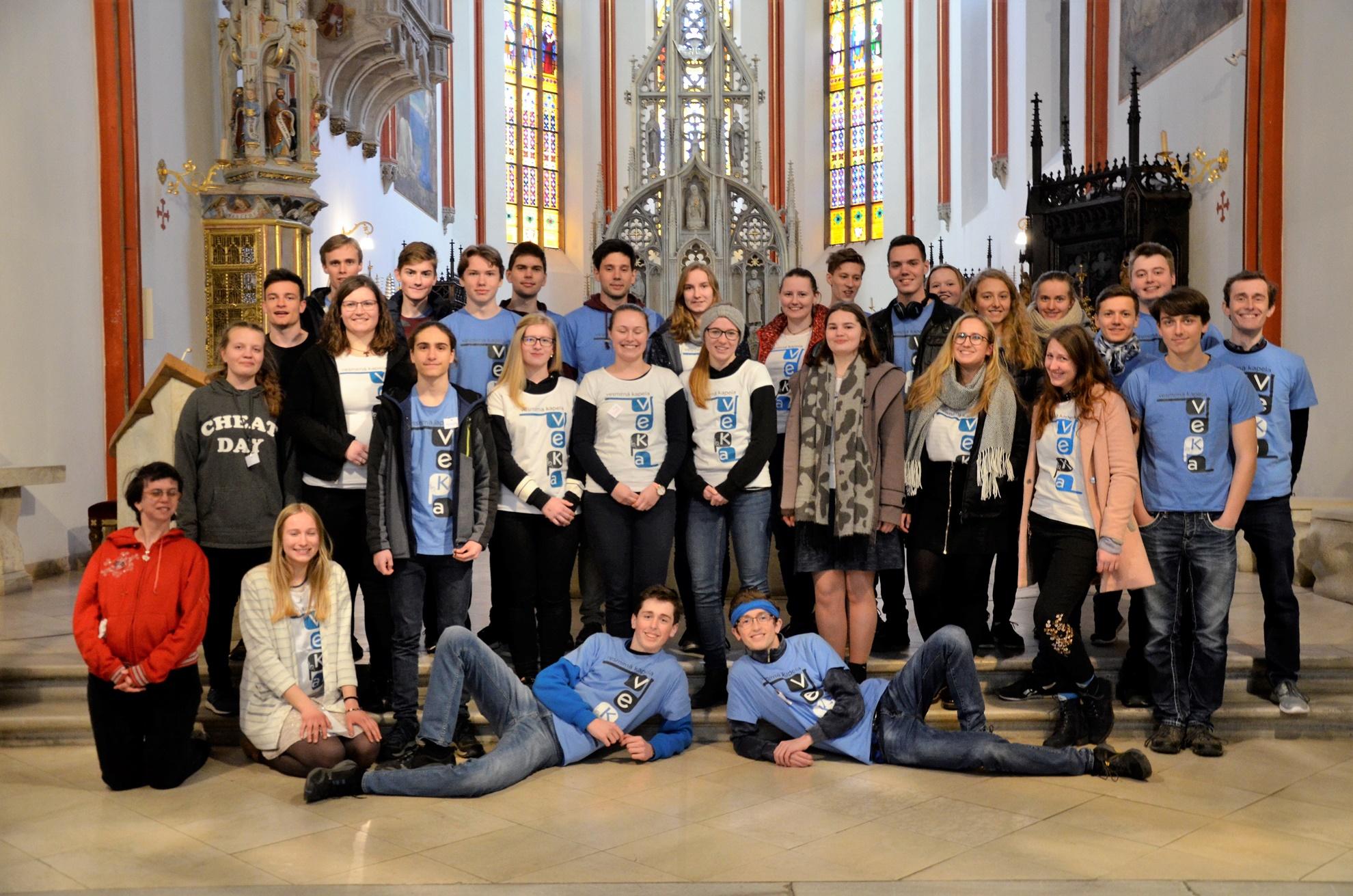 Diecezní setkání mládeže 2019