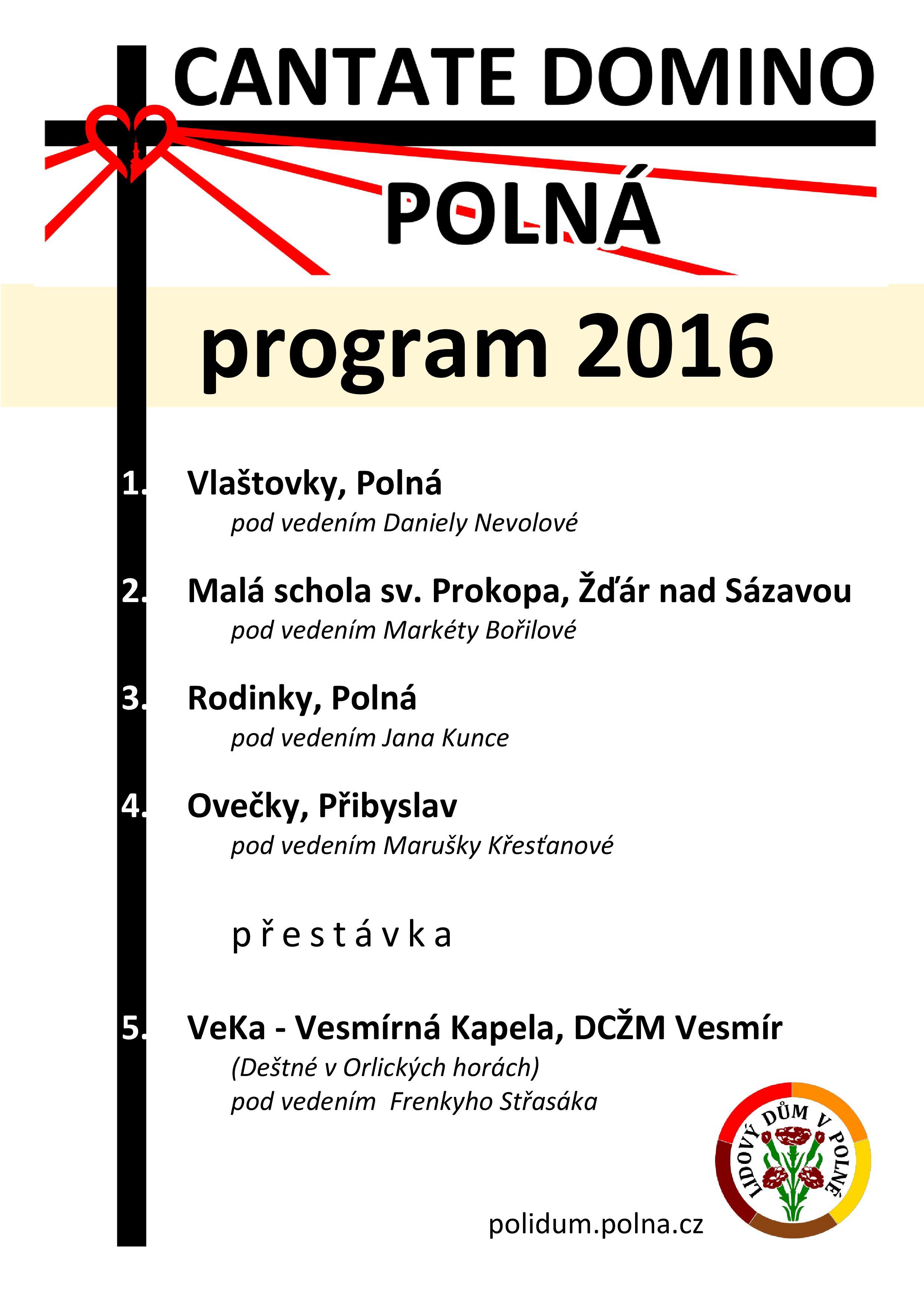 Koncert v Polné