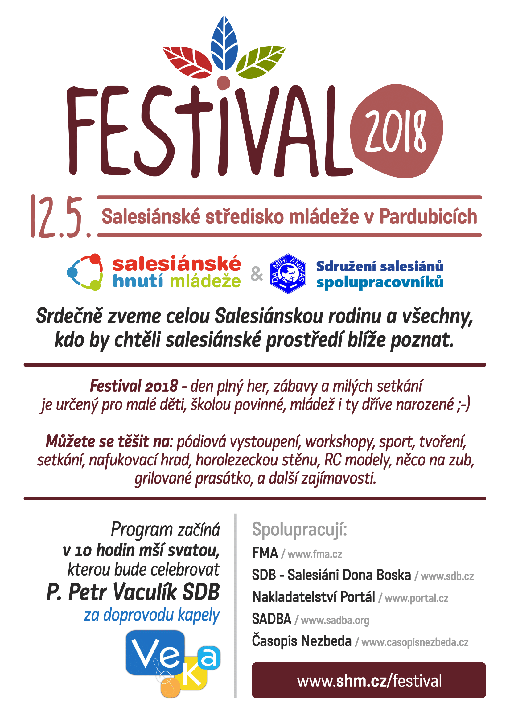 Salesianský festival Pardubice